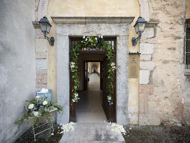 Il matrimonio di Stefano e Marica a Padenghe sul Garda, Brescia 15