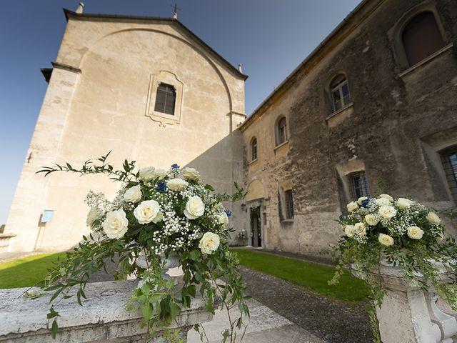 Il matrimonio di Stefano e Marica a Padenghe sul Garda, Brescia 16