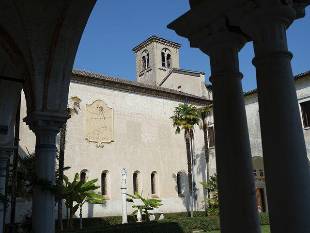 Il matrimonio di Stefano e Marica a Padenghe sul Garda, Brescia 18