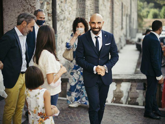Il matrimonio di Stefano e Marica a Padenghe sul Garda, Brescia 21