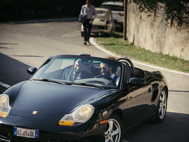 Il matrimonio di Stefano e Marica a Padenghe sul Garda, Brescia 22