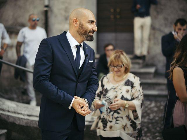 Il matrimonio di Stefano e Marica a Padenghe sul Garda, Brescia 25