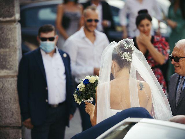 Il matrimonio di Stefano e Marica a Padenghe sul Garda, Brescia 27