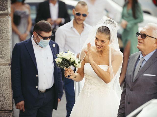 Il matrimonio di Stefano e Marica a Padenghe sul Garda, Brescia 29