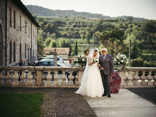 Il matrimonio di Stefano e Marica a Padenghe sul Garda, Brescia 30