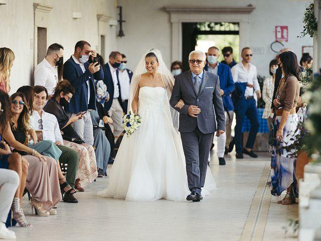 Il matrimonio di Stefano e Marica a Padenghe sul Garda, Brescia 33