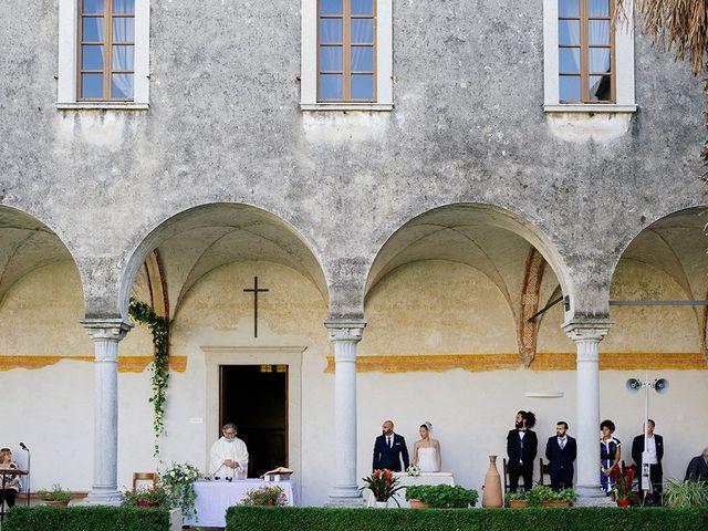 Il matrimonio di Stefano e Marica a Padenghe sul Garda, Brescia 34