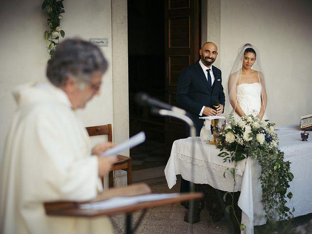Il matrimonio di Stefano e Marica a Padenghe sul Garda, Brescia 38
