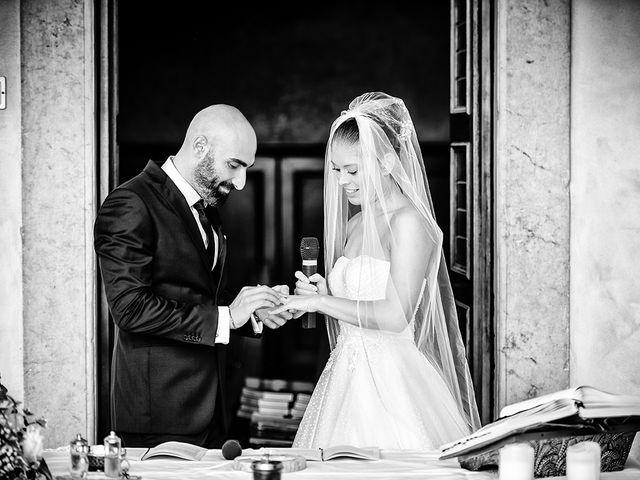 Il matrimonio di Stefano e Marica a Padenghe sul Garda, Brescia 39