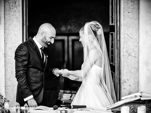 Il matrimonio di Stefano e Marica a Padenghe sul Garda, Brescia 40