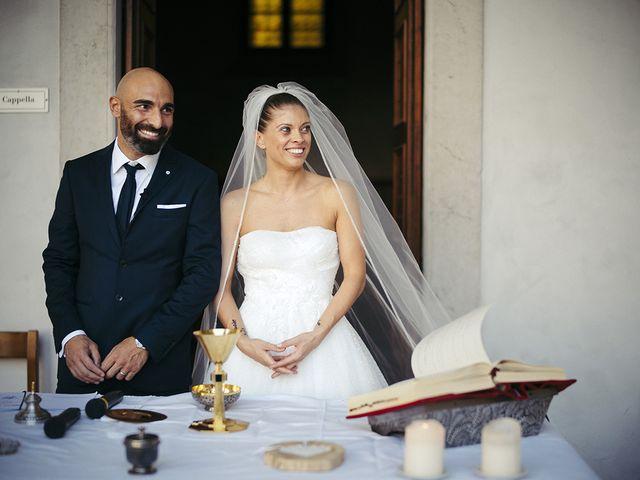 Il matrimonio di Stefano e Marica a Padenghe sul Garda, Brescia 43