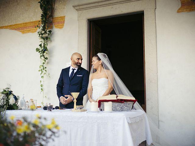 Il matrimonio di Stefano e Marica a Padenghe sul Garda, Brescia 44