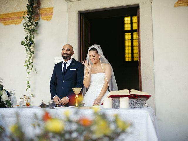 Il matrimonio di Stefano e Marica a Padenghe sul Garda, Brescia 45