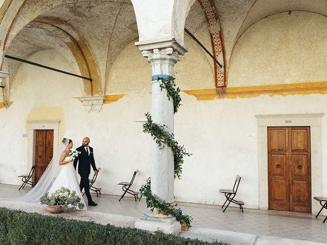 Il matrimonio di Stefano e Marica a Padenghe sul Garda, Brescia 46