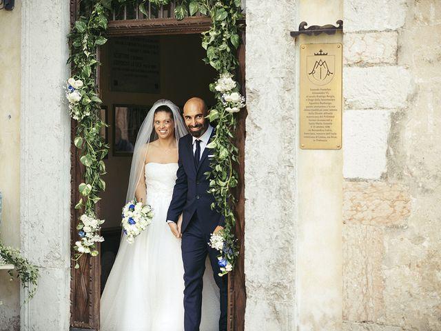 Il matrimonio di Stefano e Marica a Padenghe sul Garda, Brescia 48