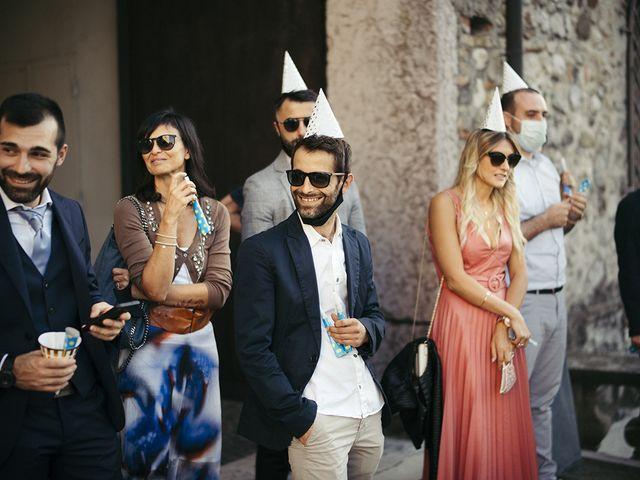 Il matrimonio di Stefano e Marica a Padenghe sul Garda, Brescia 49