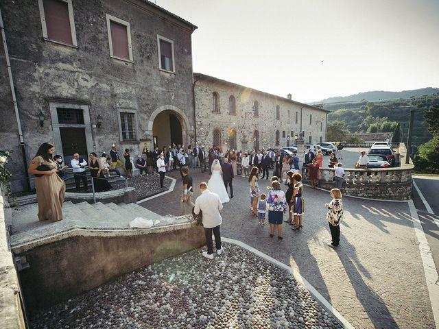 Il matrimonio di Stefano e Marica a Padenghe sul Garda, Brescia 52