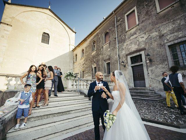 Il matrimonio di Stefano e Marica a Padenghe sul Garda, Brescia 53