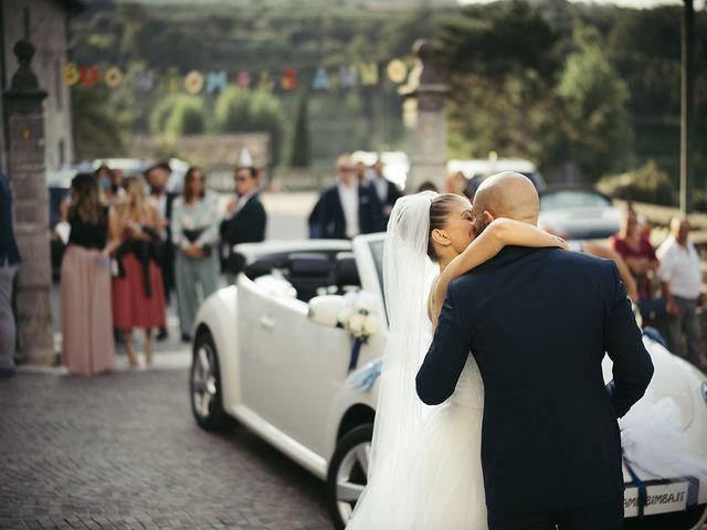 Il matrimonio di Stefano e Marica a Padenghe sul Garda, Brescia 54
