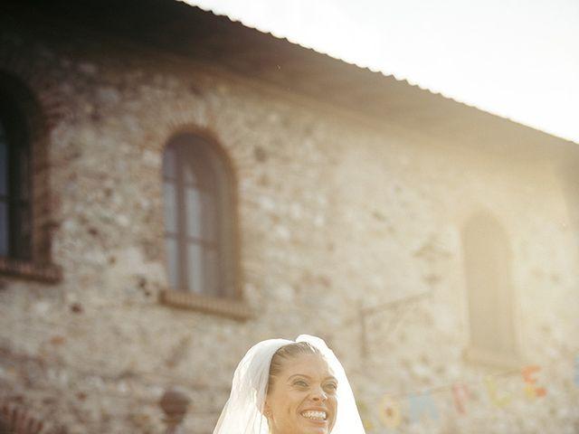 Il matrimonio di Stefano e Marica a Padenghe sul Garda, Brescia 57