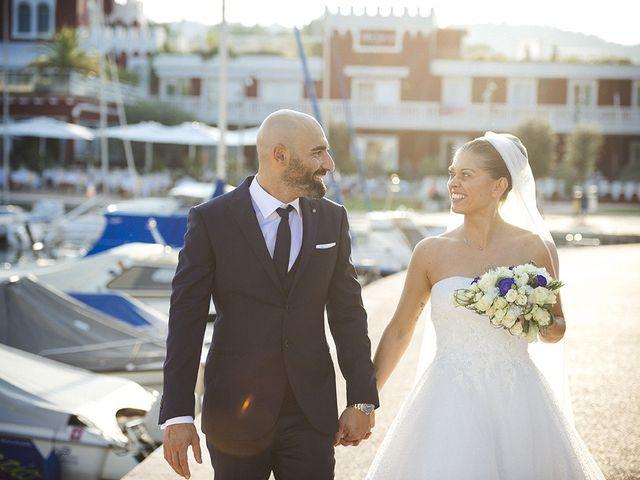 Il matrimonio di Stefano e Marica a Padenghe sul Garda, Brescia 58