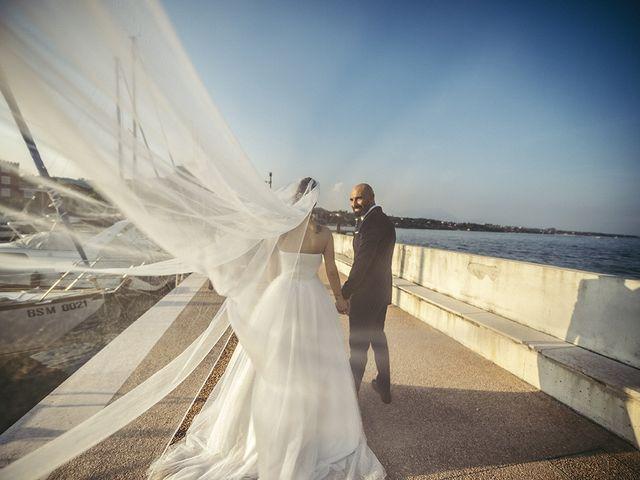 Il matrimonio di Stefano e Marica a Padenghe sul Garda, Brescia 61