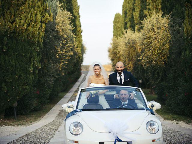 Il matrimonio di Stefano e Marica a Padenghe sul Garda, Brescia 62