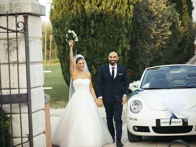 Il matrimonio di Stefano e Marica a Padenghe sul Garda, Brescia 64