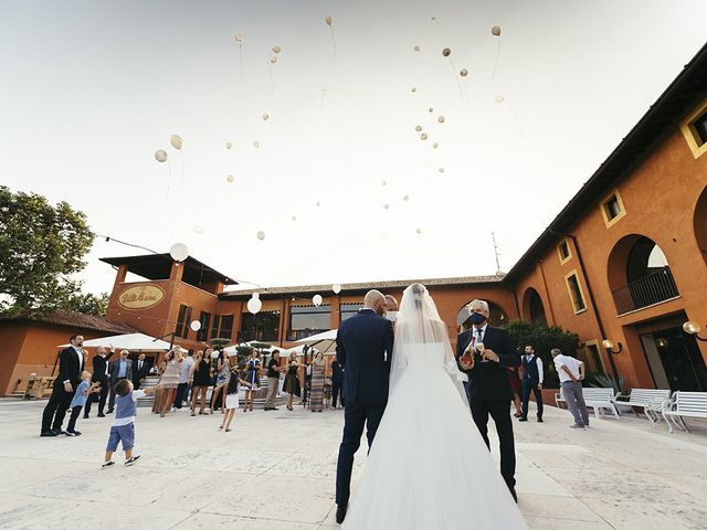 Il matrimonio di Stefano e Marica a Padenghe sul Garda, Brescia 65