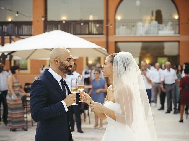 Il matrimonio di Stefano e Marica a Padenghe sul Garda, Brescia 66
