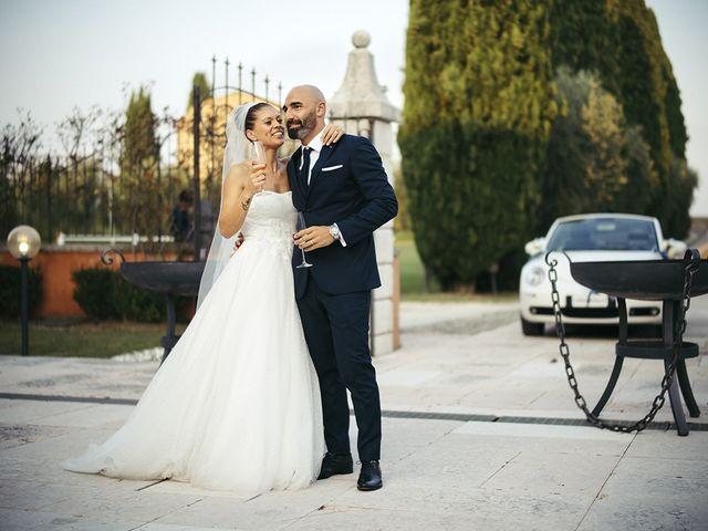 Il matrimonio di Stefano e Marica a Padenghe sul Garda, Brescia 67