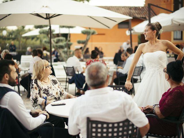 Il matrimonio di Stefano e Marica a Padenghe sul Garda, Brescia 73