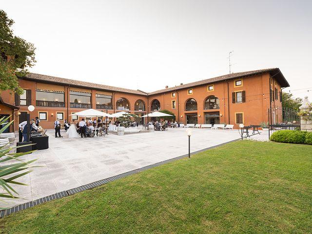 Il matrimonio di Stefano e Marica a Padenghe sul Garda, Brescia 74