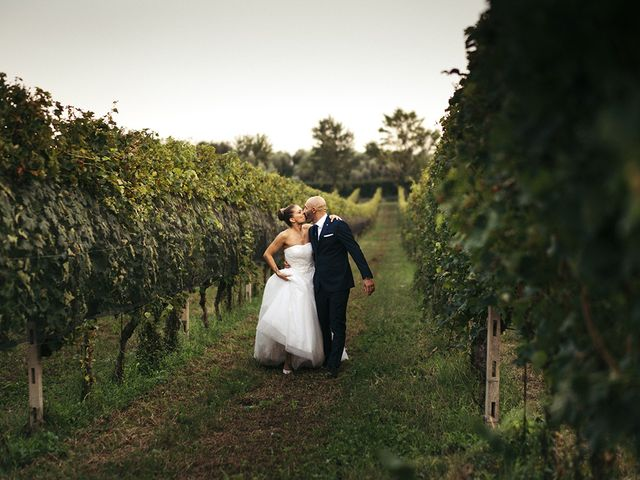 Il matrimonio di Stefano e Marica a Padenghe sul Garda, Brescia 76