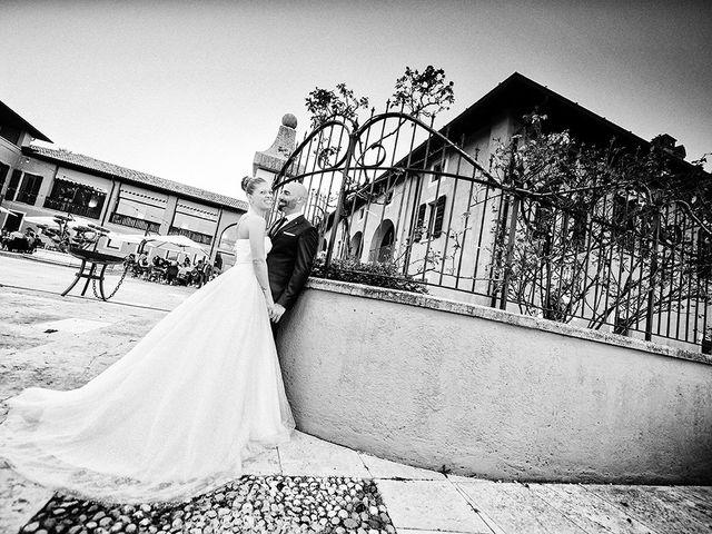 Il matrimonio di Stefano e Marica a Padenghe sul Garda, Brescia 78
