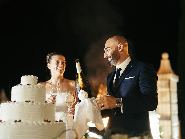 Il matrimonio di Stefano e Marica a Padenghe sul Garda, Brescia 86