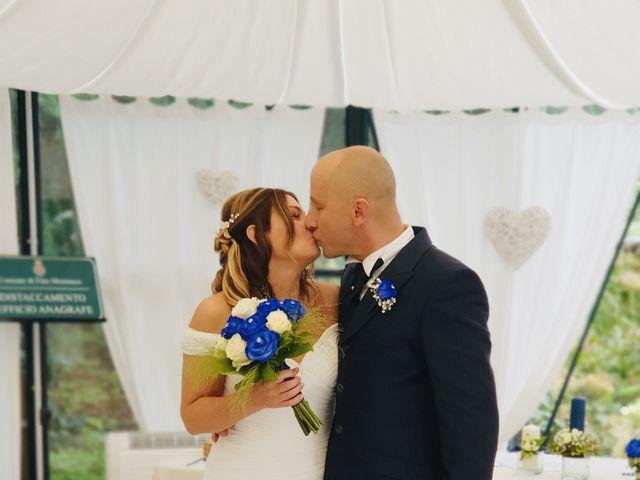 Il matrimonio di Bijan e Sarah a Fino Mornasco, Como 2