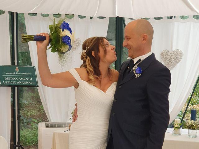 Il matrimonio di Bijan e Sarah a Fino Mornasco, Como 5
