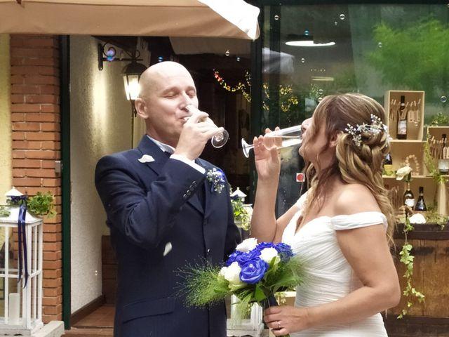 Il matrimonio di Bijan e Sarah a Fino Mornasco, Como 6