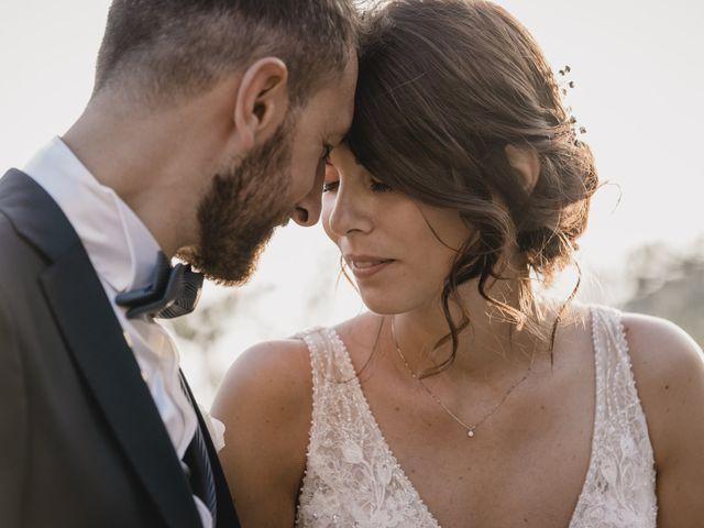 Le nozze di Denise e Antonio