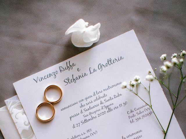 Il matrimonio di Vincenzo e Stefania a Vibo Valentia, Vibo Valentia 34