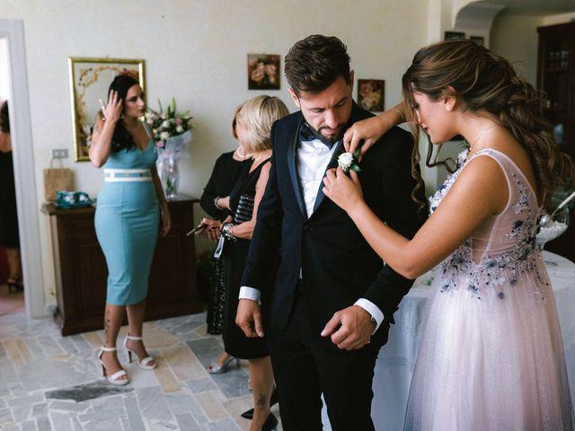 Il matrimonio di Vincenzo e Stefania a Vibo Valentia, Vibo Valentia 48