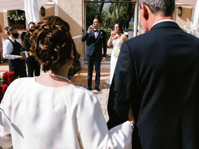 Il matrimonio di Vincenzo e Stefania a Vibo Valentia, Vibo Valentia 114