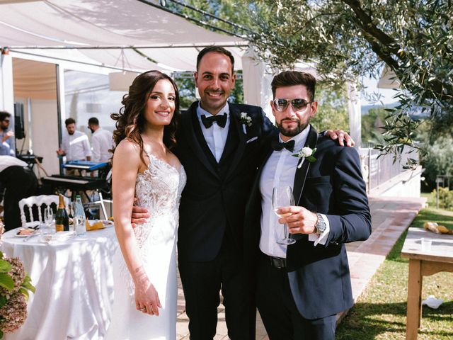 Il matrimonio di Vincenzo e Stefania a Vibo Valentia, Vibo Valentia 137