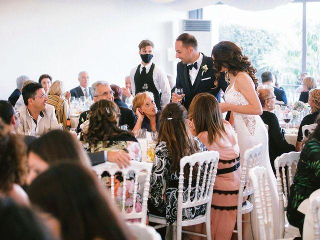 Il matrimonio di Vincenzo e Stefania a Vibo Valentia, Vibo Valentia 165