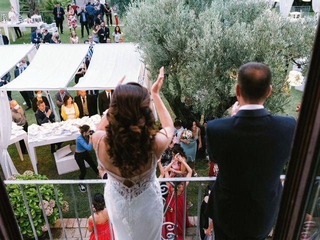 Il matrimonio di Vincenzo e Stefania a Vibo Valentia, Vibo Valentia 195