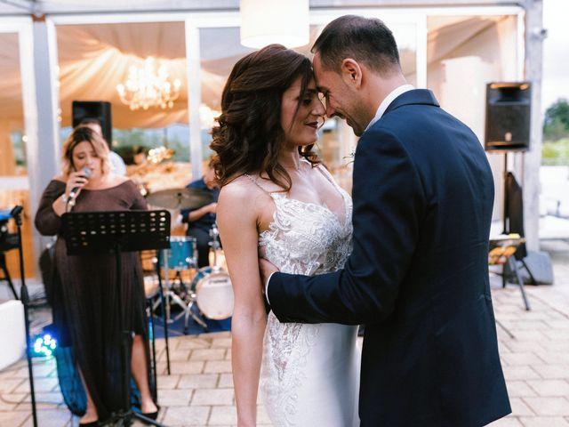 Il matrimonio di Vincenzo e Stefania a Vibo Valentia, Vibo Valentia 203
