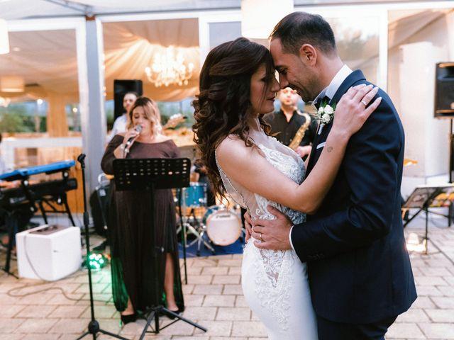 Il matrimonio di Vincenzo e Stefania a Vibo Valentia, Vibo Valentia 204