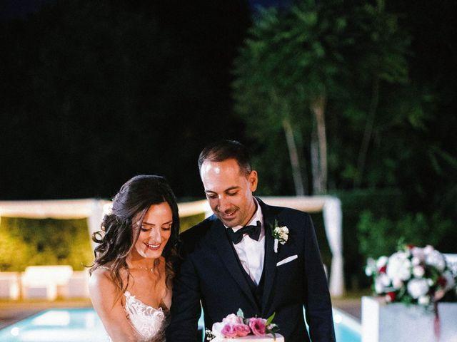 Il matrimonio di Vincenzo e Stefania a Vibo Valentia, Vibo Valentia 220