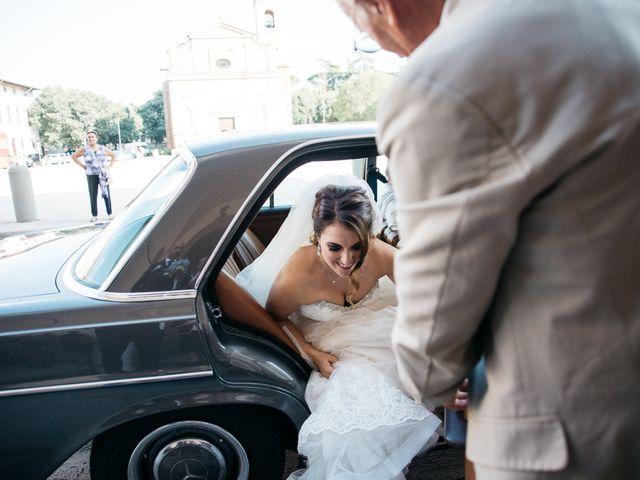 Il matrimonio di Ferdinando e Monica a Forlì, Forlì-Cesena 12
